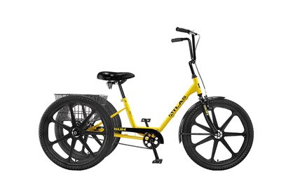Adult three wheeled cycle