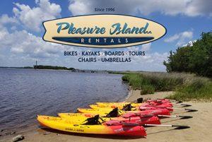 Pleasure Island Rentals Tours