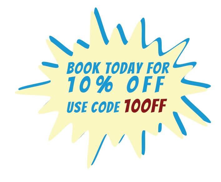 Pleasure Island Rentals 10% OFF